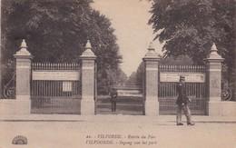 Vilvoorde Entree Du Parc - Vilvoorde