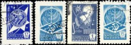 Russie 1978. ~ YT 4511/16 - Courants (4) - 1923-1991 URSS