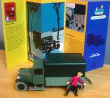VOITURE LE CAMION D'OPIUM, DIVERS MODELES De 1930, 1/43, Tintin Et Le Lotus Bleu - Tintin