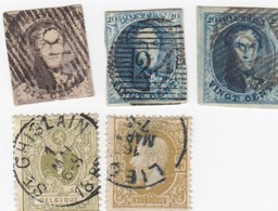 BELGIQUE  STAMPS  / 1520 - Timbres