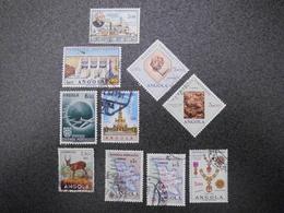 Stamps Of The World: Angola - Angola