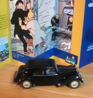 VOITURE LA CITROEN 15/6 De 1952, 1/43, Tintin Et L'Affaire Tournesol - Tintin