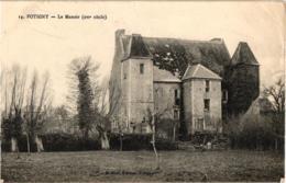 POTIGNY LE MANOIR (CACHET 36è INFANTERIE) REF 58279 C - France