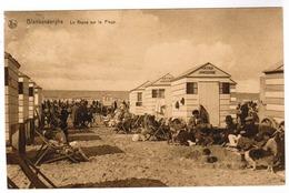Blankenberge, Blankenberghe, Le Repos Sur La Plage (pk52330) - Blankenberge