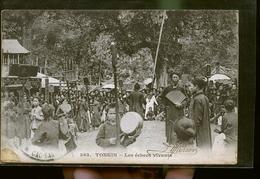 TONKIN LES ECHECS VIVANTS   JLM - Viêt-Nam