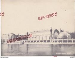 Au Plus Rapide Paris Exposition Universelle 1900 Héliotypes Parisiens Record Palais Horticulture Beau Format - Places