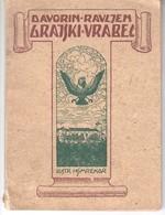3388  Slovenija  GRAJSKI VRABEC  ILUS--HINKO SMREKAR  1938 - Livres, BD, Revues