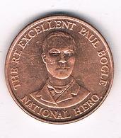 10 CENTS  1995 JAMAICA /8752/ - Giamaica