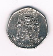 1 DOLLAR 1996 JAMAICA /8754/ - Giamaica
