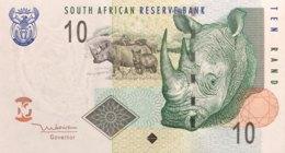 South Africa 10 Rand, P-128a (2005) - UNC - Südafrika