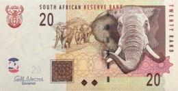 South Africa 20 Rand, P-129b (2005) - UNC - Südafrika