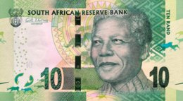 South Africa 10 Rand, P-138a (2012) - UNC - Sudafrica
