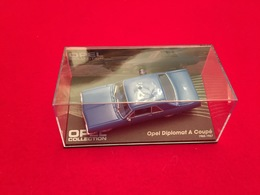 Opel Diplomat A Coupé (1965-1967)  1/43 - Cars & 4-wheels