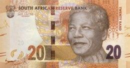 South Africa 20 Rand, P-134 (2012) - UNC - Afrique Du Sud