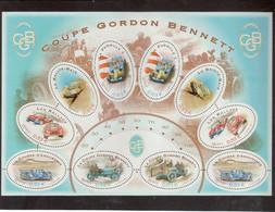 BR - FRANCE - BF 86 ** MNH De 2005 - AUTOMOBILE - Coupe GORDON BENNETT . ( Format - Size En Mm 210x142) - Unused Stamps