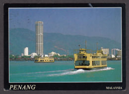 43523/ PENANG, The Ferry Service - Malesia