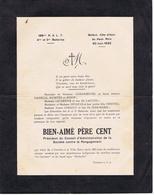 HUMOUR MILITAIRE - BIEN-AIME PERE CENT - Historical Documents