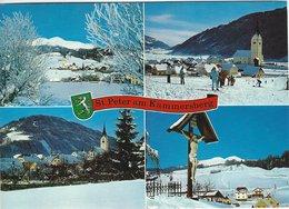 Austria - St. Peter Am Kammersberg. Sent To Denmark 1975  B-3383 - Austria