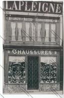 CPA AUXERRE (89) : Chaussures LAPLEIGNE Anciennement Botte Bourguignonne - 2 Rue Du Temple - Auxerre
