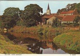 Malton River Derwent. Sent To Denmark 1978   B-3384 - United Kingdom