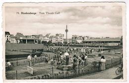 Blankenberge, Blankenberghe, Tom Thumb Golf (pk52340) - Blankenberge