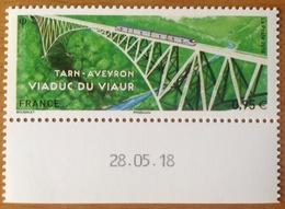 Pont Bridge FRANCE 2018 Viaduc Du Viaur NEUF** MNH - Ponts
