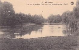 Vilvoorde Vue Sur Le Pont Au Parc - Vilvoorde