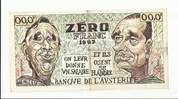 Publicité Pour Revue VO - Cgt  - Les Même Revendications Que Les Gilets Jaunes  En 1987 !!! - Publicités