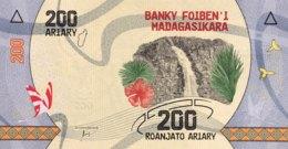 Madagascar 200 Ariary, P-98 (2017) - UNC - Madagaskar