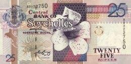Seychelles 25 Rupees, P-39A (2005) - UNC - Seychellen