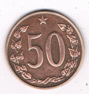 50 HALLER 1964  TSJECHOSLOWAKIJE /8767/ - Cecoslovacchia