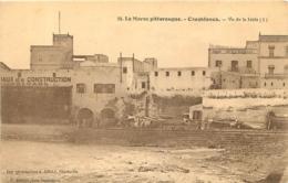CASABLANCA  VU DE LA JETEE - Casablanca
