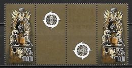 MALTE    -   1978 .   Y&T N° 564 / 565 **.   EUROPA .    Série Complète - Malta