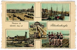 Blankenberge, Blankenberghe, Goeden Dag Uit Blankenberghe (pk52346) - Blankenberge