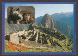 72471/ PERU, Cusco, Machu Picchu, Panoramic View - Pérou