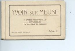 Yvoir ( Carnet 9 Cartes Sur Les 10 - Colorisées ) - Yvoir