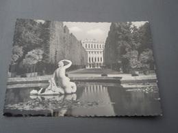 Vienne Le Château De Schönbrunn, Sternbassin Flamme + Timbre 1976 - Château De Schönbrunn