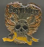 Pins Tete De Mort Easy Riders - Musica