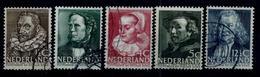 Nederland 1938: Zomerzegels. Gebruikt (o) - Periodo 1891 – 1948 (Wilhelmina)