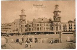 Blankenberge, Blankenberghe,  Casino Kursaal (pk52352) - Blankenberge