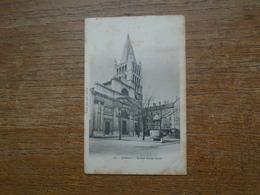 Carte Assez Rare De 1902 , Annecy , église Notre-dame - Annecy