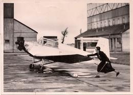 Aviation - Avion Du Pilote Chamoy - Orly - 1938 - Aviation