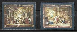 MALTE    -   1980 .   Y&T N° 596 / 597 **.   Rubens.   Série Complète - Malte