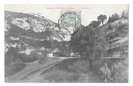 (22635-74) Tramway D'Annecy à Thones - La Louvetière - Annecy