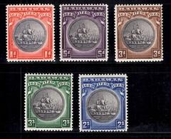 Bahamas YT N° 86/90 Neufs *. B/TB. A Saisir! - Bahamas (...-1973)