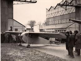 Aviation - Avion P.A.M.A. - Orly - 1934 - Aviation