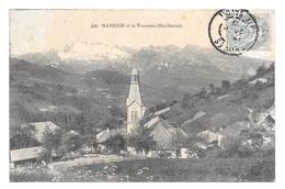 (22637-74) Manigod Et La Tournette - Autres Communes