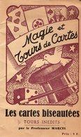 """Livret Ancien Magie Et Tours De Cartes """" Livret Complet De 13 Pages """" - Gezelschapsspelletjes"""
