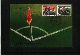 Yugoslavia / Jugoslawien / Yougoslavie 1994 World Football Cup USA FDC - Fußball-Weltmeisterschaft