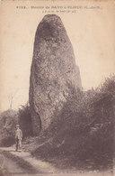 22 Menhir De BAYO - Près Ploeuc - Rare - Dolmen & Menhirs
